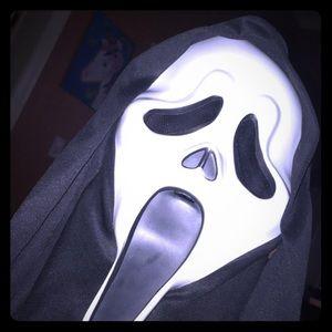 Accessories - Scream mask